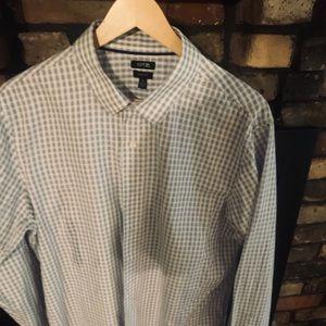 Men's button down shirt!
